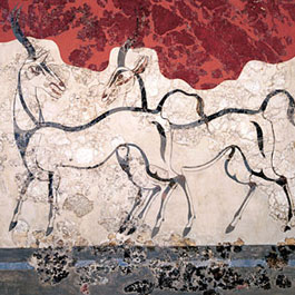 The Wall Paintings of Thera