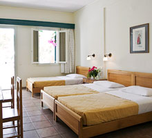 Rose Bay Hotel Ri Beach Santorini Greece