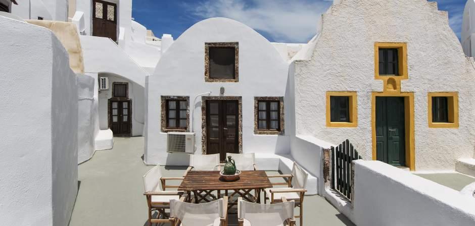 Villa Marina Oia Santorini Greece