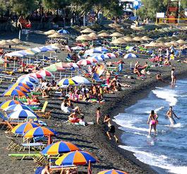 Kamari Beach Resort Santorini