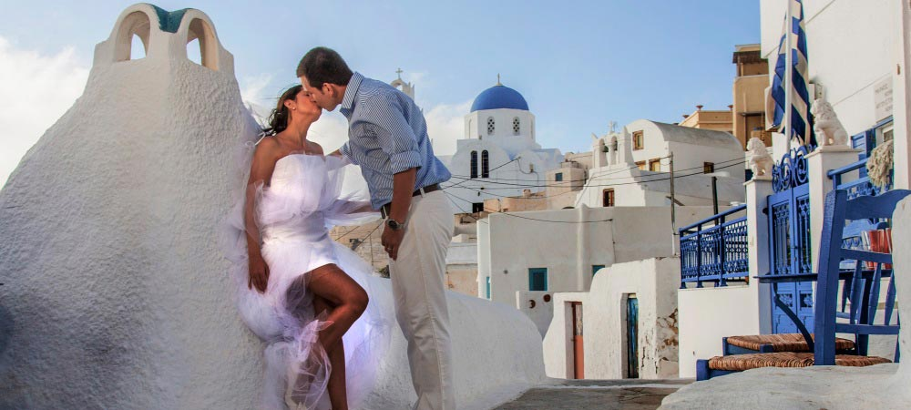Weddings in Santorini Wedding planner Perla Weddings